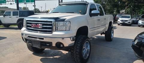 2013 GMC Sierra 1500 for sale at AUTOTEX FINANCIAL in San Antonio TX