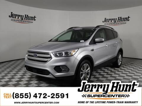 2018 Ford Escape for sale at Jerry Hunt Supercenter in Lexington NC