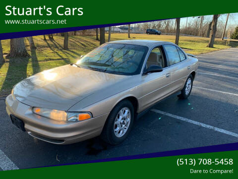 2001 Oldsmobile Intrigue for sale at Stuart's Cars in Cincinnati OH