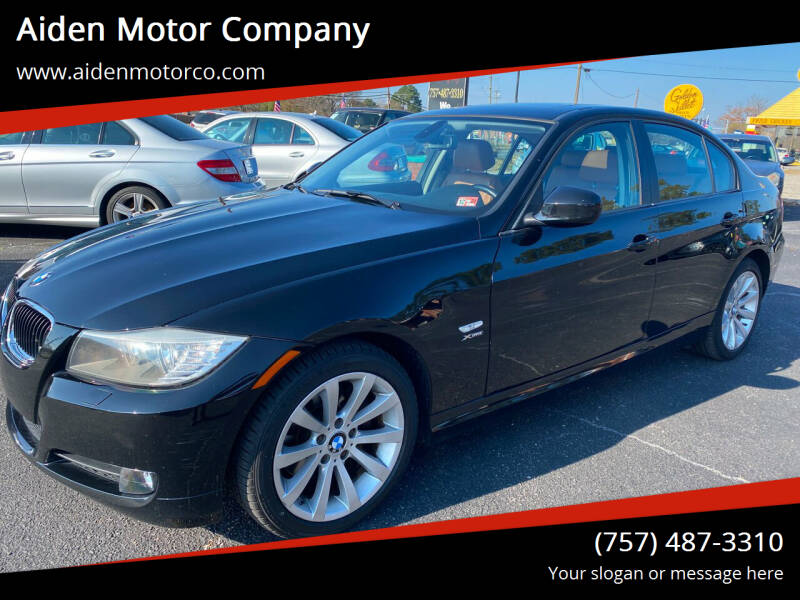 2011 BMW 3 Series for sale at Aiden Motor Company in Portsmouth VA