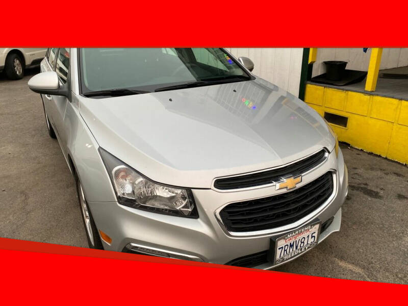 2016 Chevrolet Cruze Limited for sale in Ceres, CA