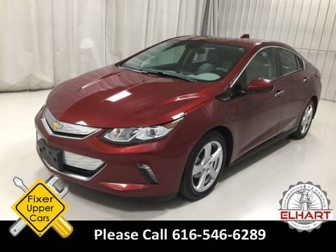 2017 Chevrolet Volt for sale at Elhart Automotive Campus in Holland MI