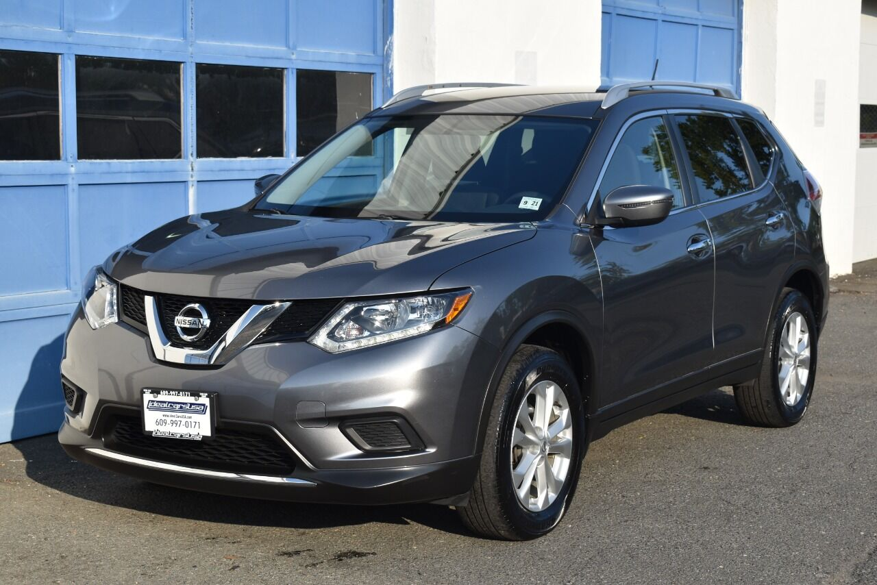 2016 Nissan Rogue SV AWD 4dr Crossover