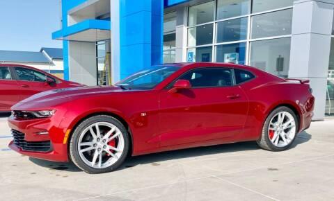 2022 Chevrolet Camaro for sale at Tripe Motor Company in Alma NE