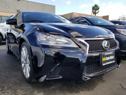 2015 Lexus GS 350 for sale at 916 Auto Mart ONLY $399 DOWN!!!* in Sacramento CA