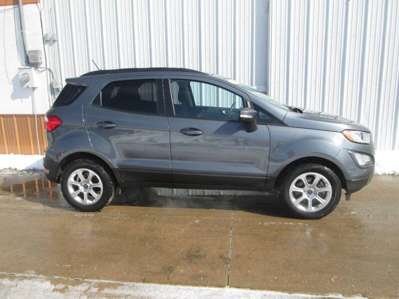 2018 Ford EcoSport for sale at Parkway Motors in Osage Beach MO