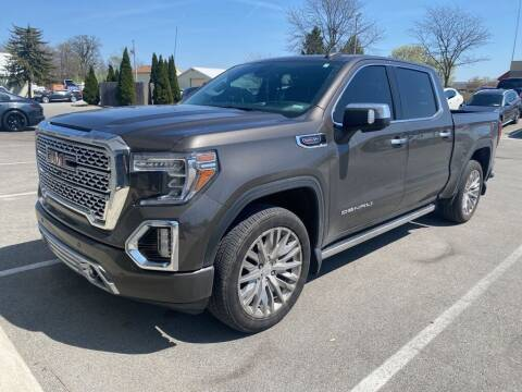 2019 GMC Sierra 1500 for sale at Coast to Coast Imports in Fishers IN