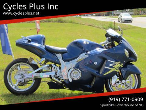 2006 Suzuki Hayabusa for sale at Cycles Plus Inc in Garner NC
