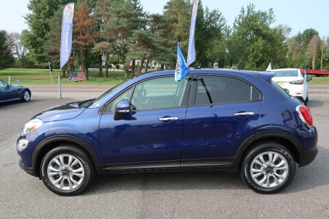 2016 FIAT 500X for sale at GEG Automotive in Gilbertsville PA