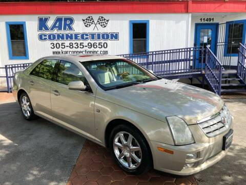 2007 Cadillac STS for sale at Kar Connection in Miami FL