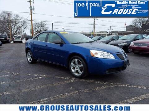 2007 Pontiac G6 for sale at Joe and Paul Crouse Inc. in Columbia PA