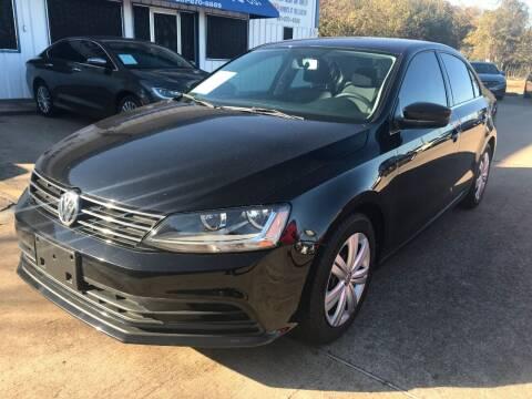 2017 Volkswagen Jetta for sale at Discount Auto Company in Houston TX