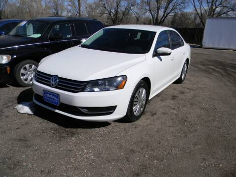 2014 Volkswagen Passat for sale at Cimino Auto Sales in Fountain CO