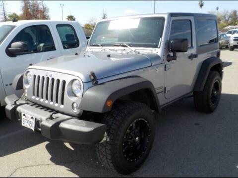 2016 Jeep Wrangler for sale at REVEURO in Las Vegas NV