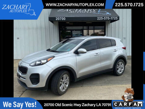 2018 Kia Sportage for sale at Auto Group South in Natchez MS