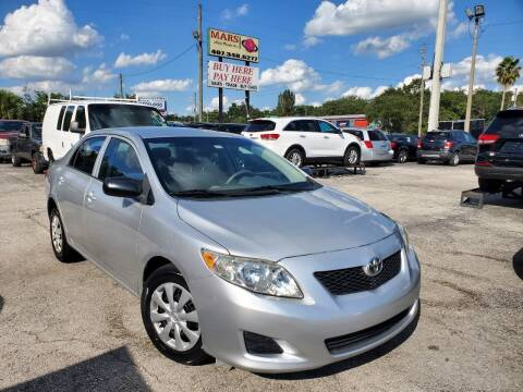 2009 Toyota Corolla for sale at Mars auto trade llc in Kissimmee FL