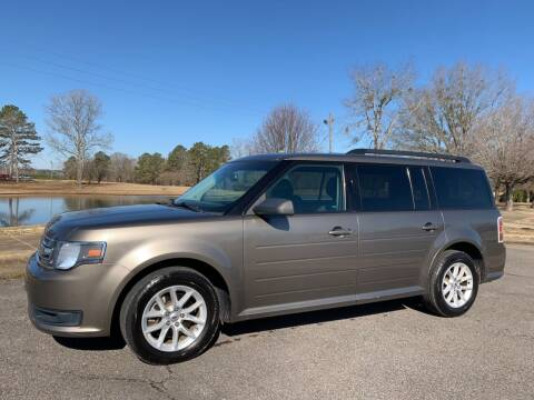 2014 Ford Flex for sale at LAMB MOTORS INC in Hamilton AL