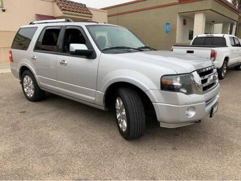 2012 Ford Expedition for sale at HEILAND AUTO SALES in Oceano CA