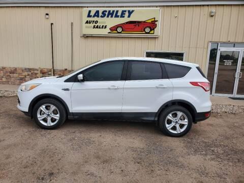 2014 Ford Escape for sale at Lashley Auto Sales in Mitchell NE
