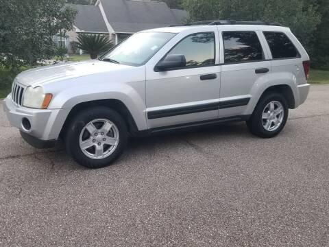 2005 Jeep Grand Cherokee for sale at J & J Auto Brokers in Slidell LA