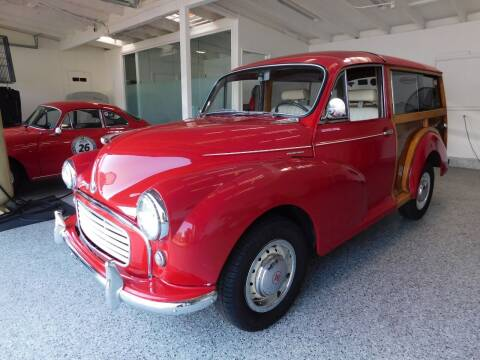 1959 Morris Morris Minor 1000 Traveller for sale at Milpas Motors in Santa Barbara CA