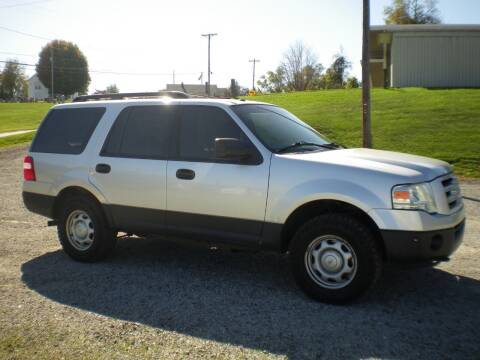 2011 Ford Expedition for sale at Starrs Used Cars Inc in Barnesville OH