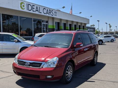 2012 Kia Sedona for sale at Ideal Cars Apache Junction in Apache Junction AZ