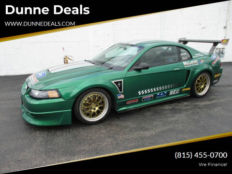 2001 Ford Mustang for sale at Dunne Deals in Crystal Lake IL