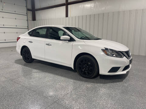 2017 Nissan Sentra for sale at Hatcher's Auto Sales, LLC in Campbellsville KY