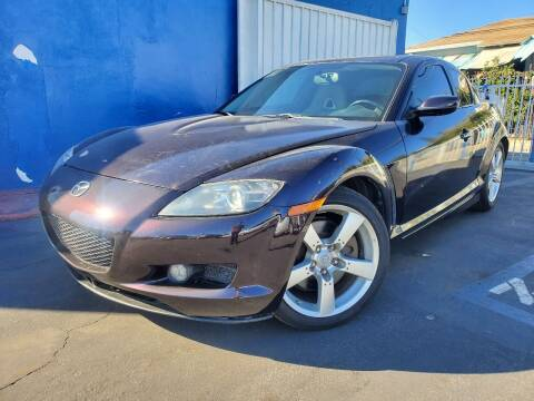 2005 Mazda RX-8 for sale at GENERATION 1 MOTORSPORTS #1 in Los Angeles CA