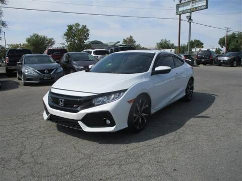 2017 Honda Civic for sale at Central Auto in South Salt Lake UT