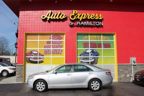 2011 Toyota Camry for sale at AUTO EXPRESS OF HAMILTON LLC in Hamilton OH