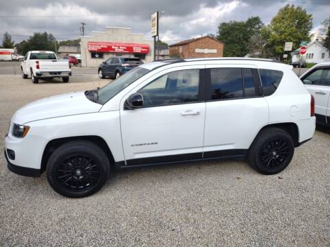 2014 Jeep Compass for sale at Economy Motors in Muncie IN
