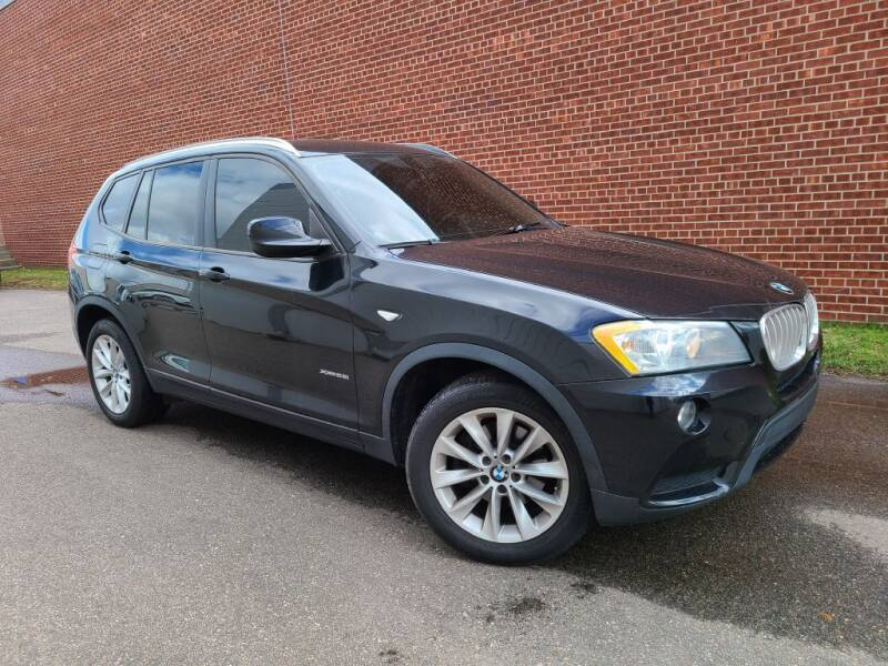 2013 BMW X3 for sale at Minnesota Auto Sales in Golden Valley MN