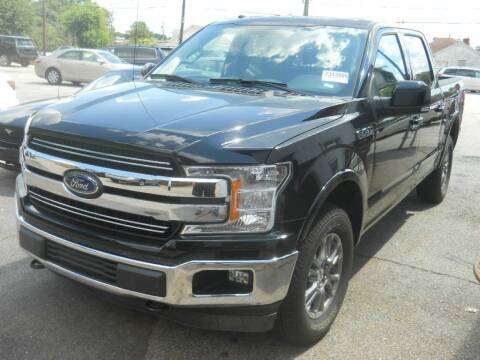 2018 Ford F-150 for sale at THE TRAIN AUTO SALES & LEASING in Mauldin SC