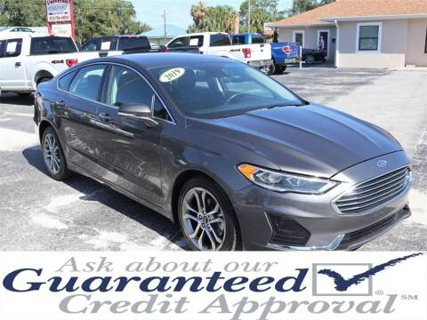 2019 Ford Fusion for sale at Universal Auto Sales in Plant City FL