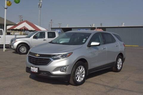2020 Chevrolet Equinox for sale at Choice Motors in Merced CA