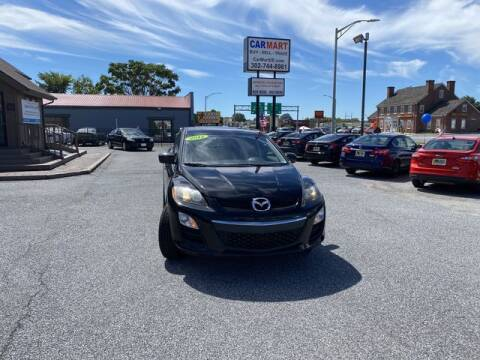 2012 Mazda CX-7 for sale at CARMART Of Dover in Dover DE