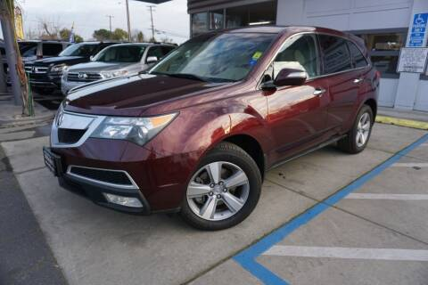 2012 Acura MDX for sale at Industry Motors in Sacramento CA