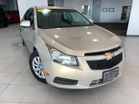 2011 Chevrolet Cruze for sale at Auto Mall of Springfield in Springfield IL