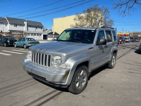 2012 Jeep Liberty for sale at Kapos Auto, Inc. in Ridgewood, Queens NY