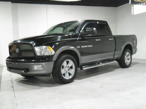 2011 RAM Ram Pickup 1500 for sale at Ohio Motor Cars in Parma OH
