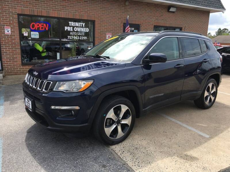 2017 Jeep Compass for sale at Bankruptcy Car Financing in Norfolk VA