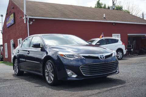 2015 Toyota Avalon for sale at HD Auto Sales Corp. in Reading PA