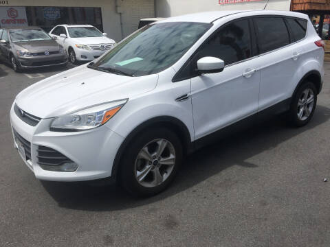 2014 Ford Escape for sale at CARSTER in Huntington Beach CA