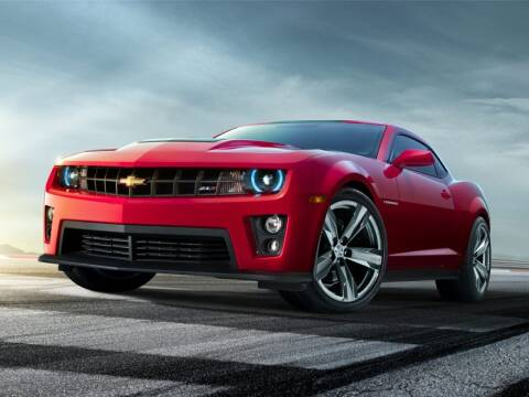 2013 Chevrolet Camaro for sale at CHEVROLET OF SMITHTOWN in Saint James NY