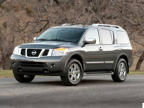 2011 Nissan Armada for sale at Bill Gatton Used Cars - BILL GATTON ACURA MAZDA in Johnson City TN