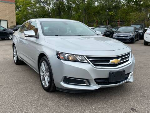 2016 Chevrolet Impala for sale at Car Source in Detroit MI