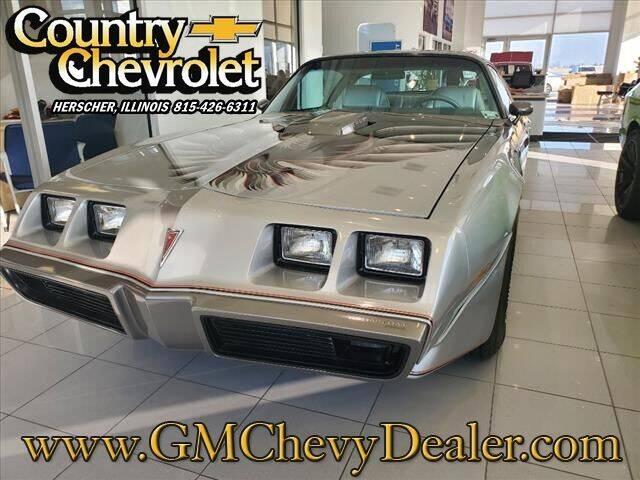 1979 Pontiac Trans Am for sale in Herscher, IL