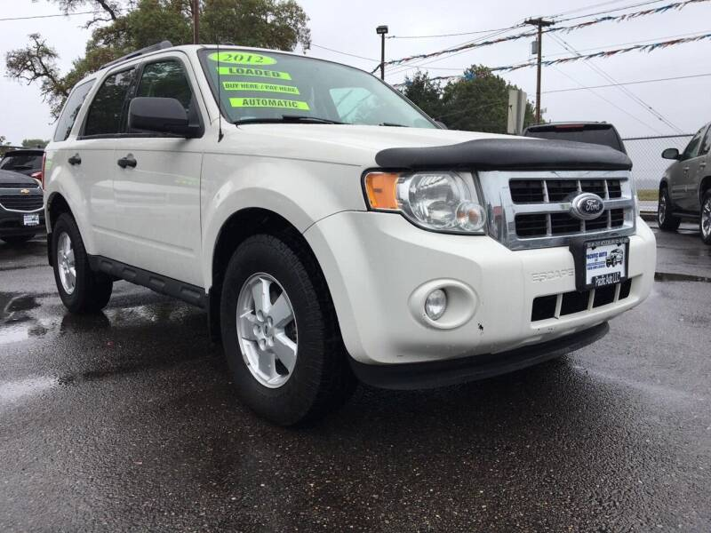 2012 Ford Escape XLT 4dr SUV - Woodburn OR